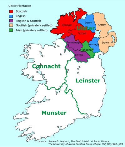 The Ulster Plantation
