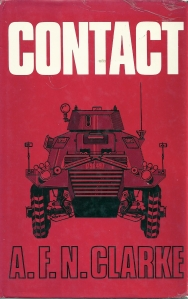 CONTACT - Hardback Cover