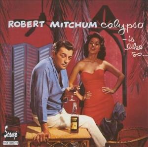 Robert Mitchum Album Cover