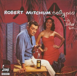 Robert Mitchum Album Cover